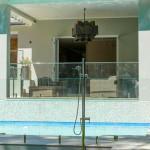 Pool shower, Bancroft Rd Roseville NSW