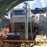 Cabarita House - Pool Shower