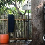 Outdoor Shower pool side, Clareville NSW