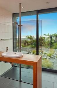 Bathroom installation of The Showermen Group shower