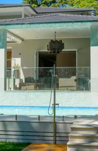 Pool Shower Bancroft Rd Rosevile NSW