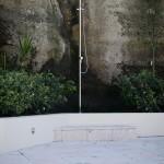 Pool Shower in garden, Wunda Rd, Mosman NSW