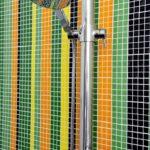 Hamilton Freestanding Indoor Shower Pole